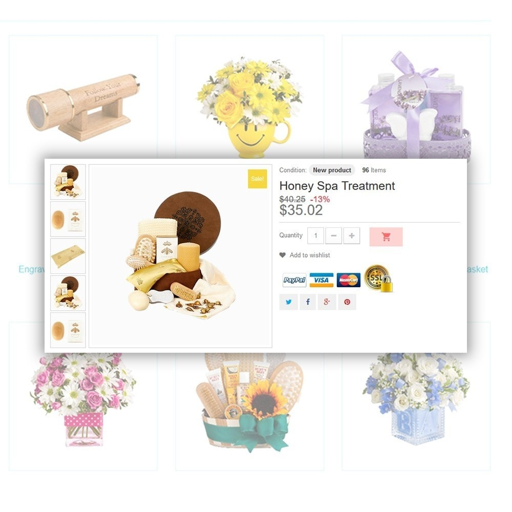 theme - Regali, Fiori & Feste - Gifts - 5