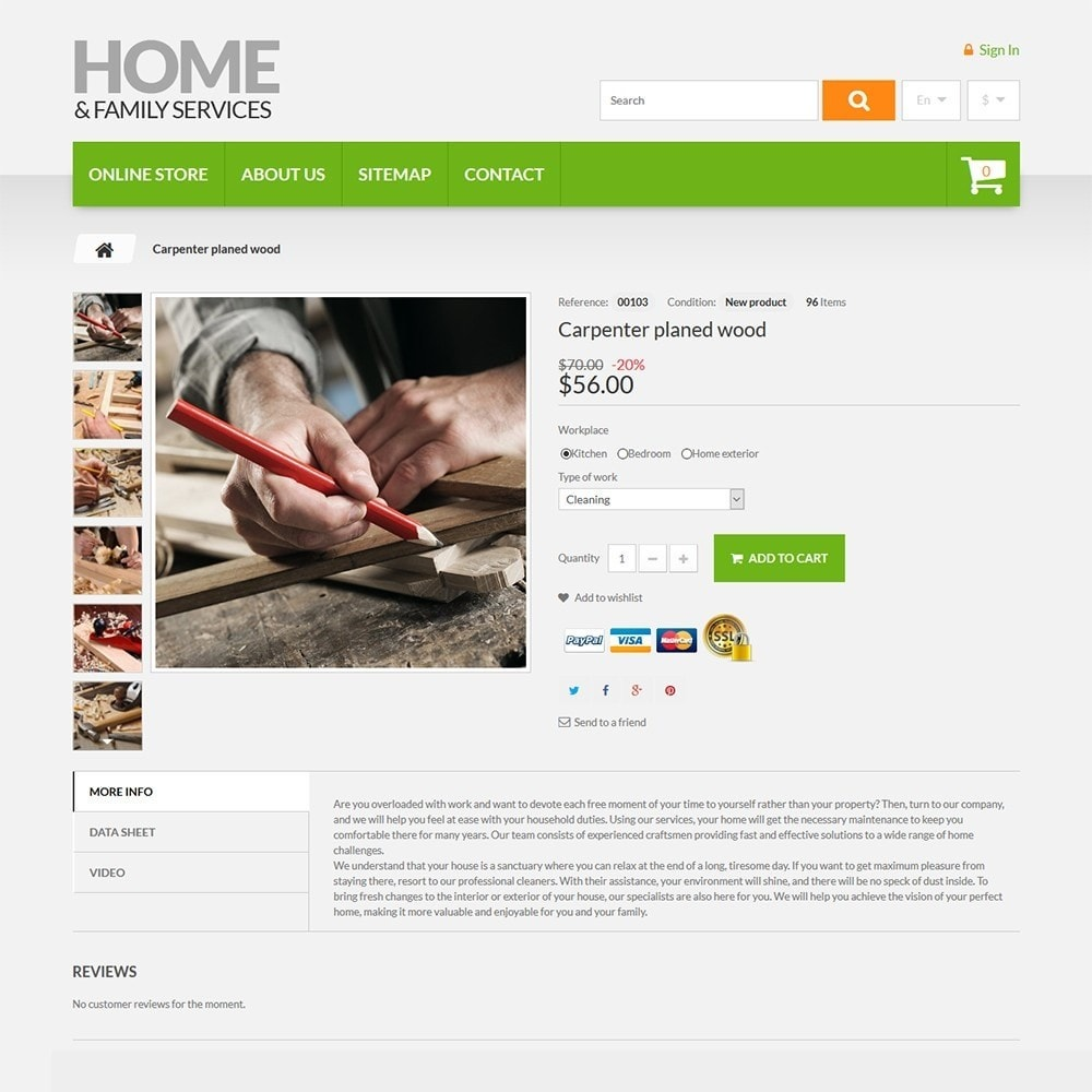 theme - Home & Garden - Home & Family Services - 3