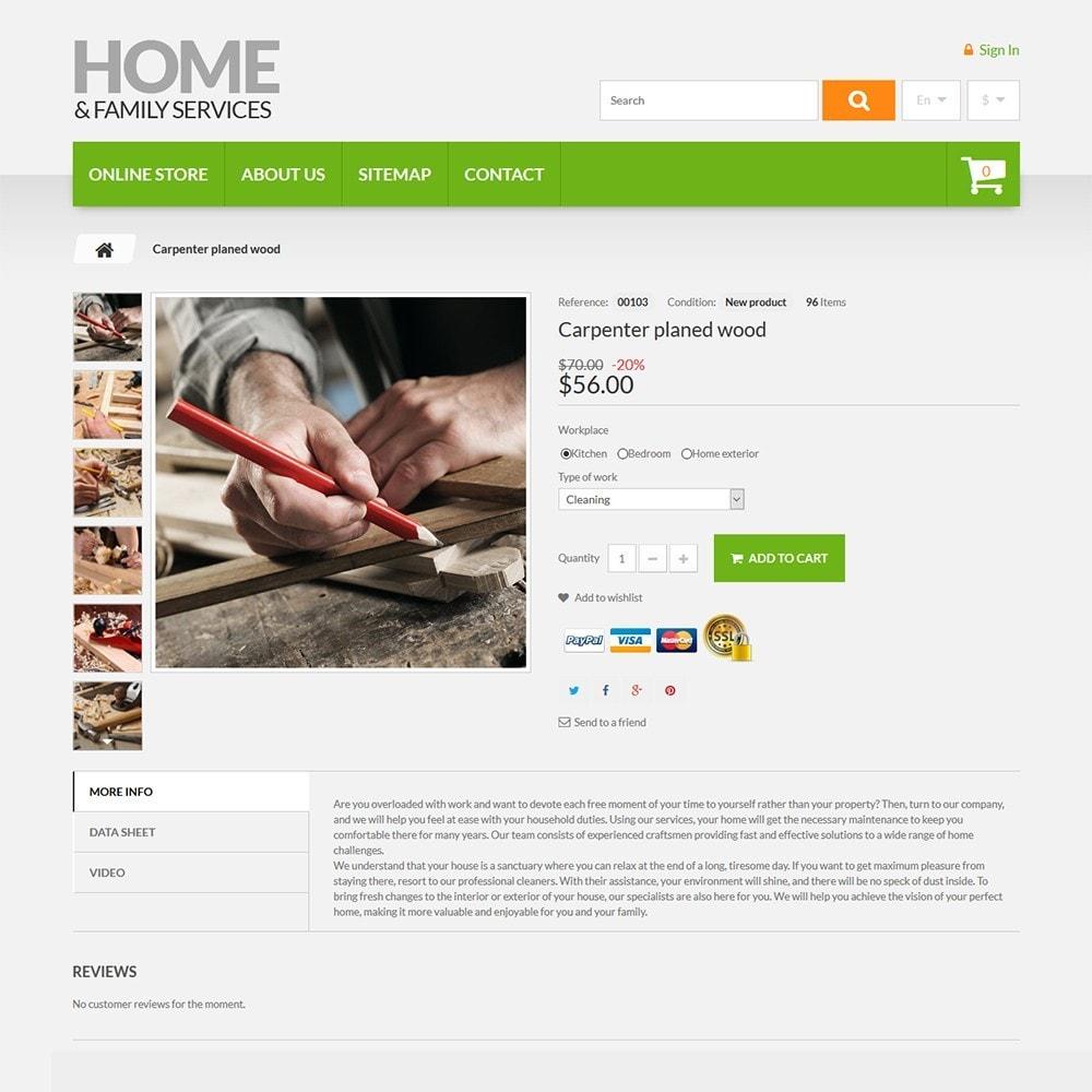 theme - Maison & Jardin - Home & Family Services - 3