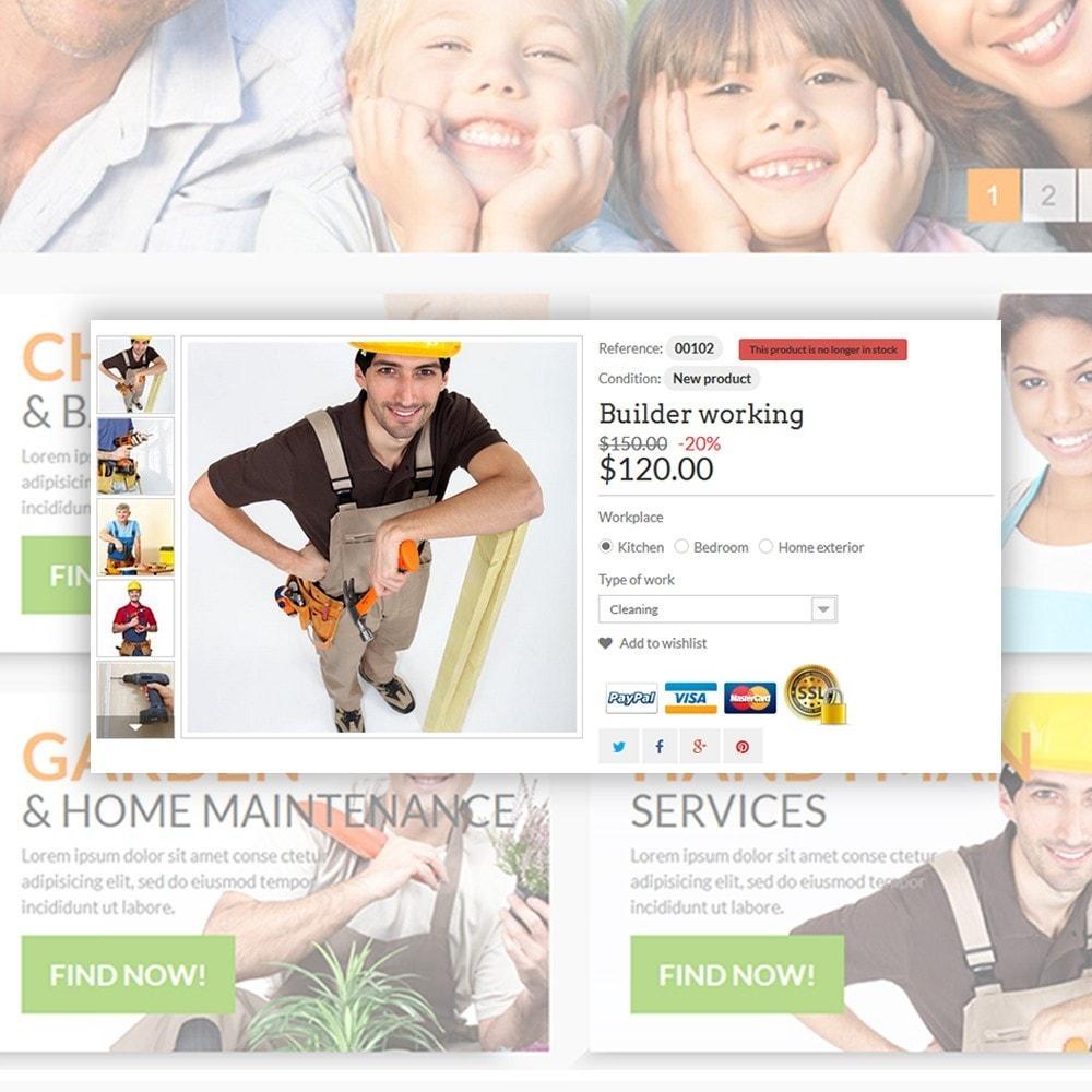 theme - Hogar y Jardín - Home & Family Services - 4