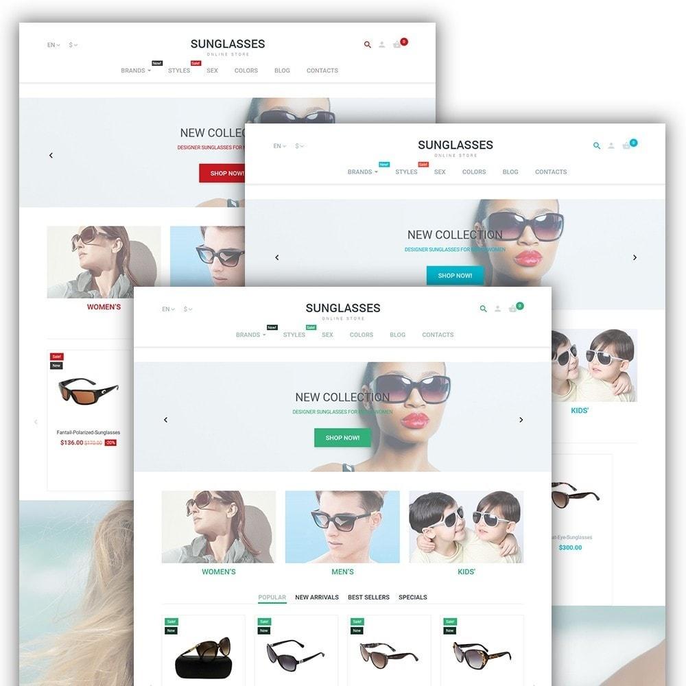 theme - Мода и обувь - Sunglasses - 2