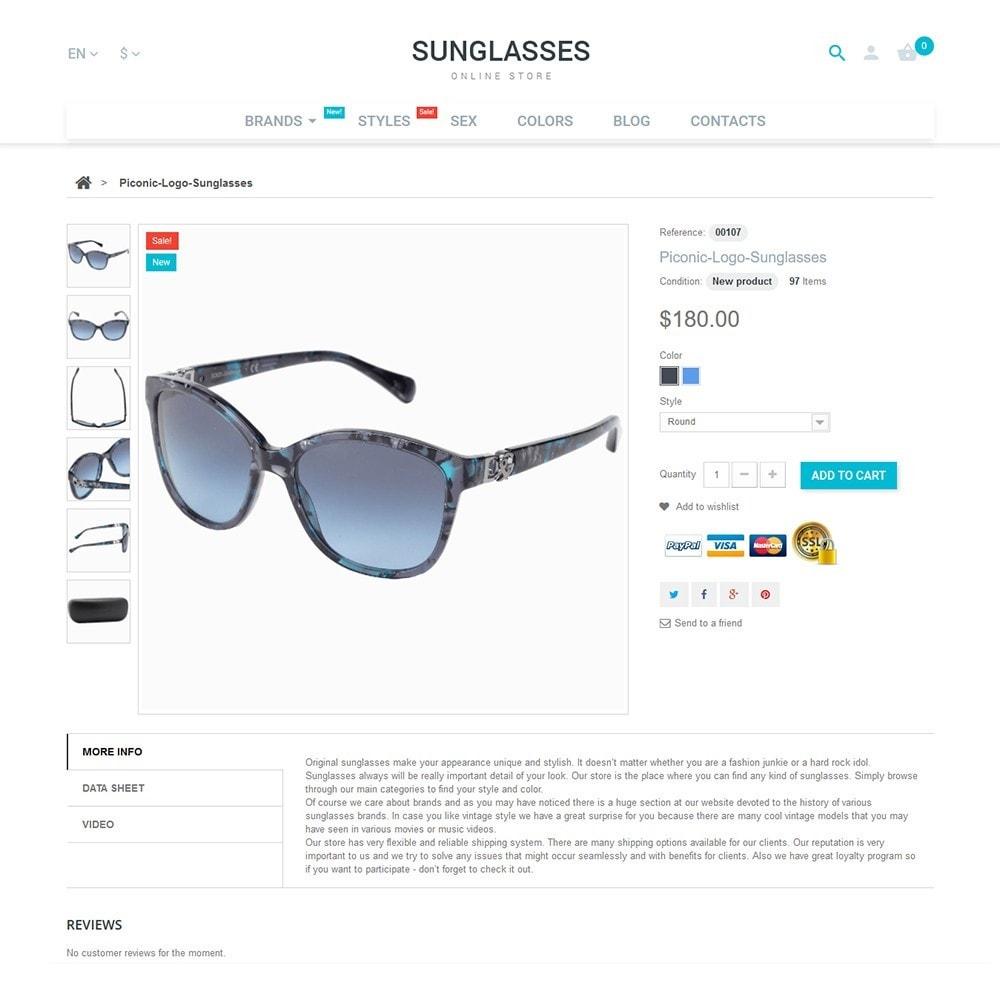 theme - Мода и обувь - Sunglasses - 3