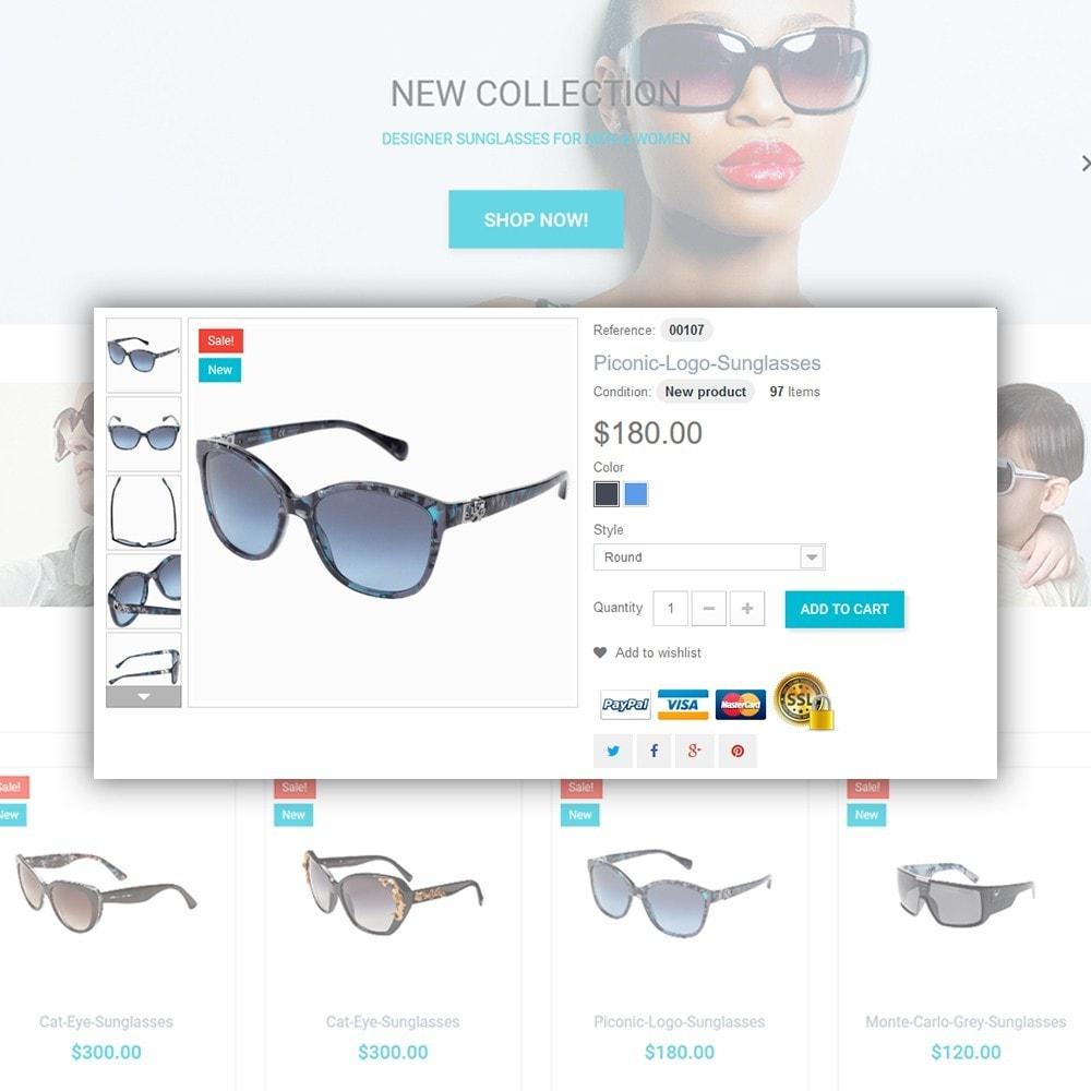 theme - Мода и обувь - Sunglasses - 4