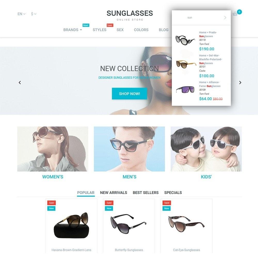 theme - Мода и обувь - Sunglasses - 6