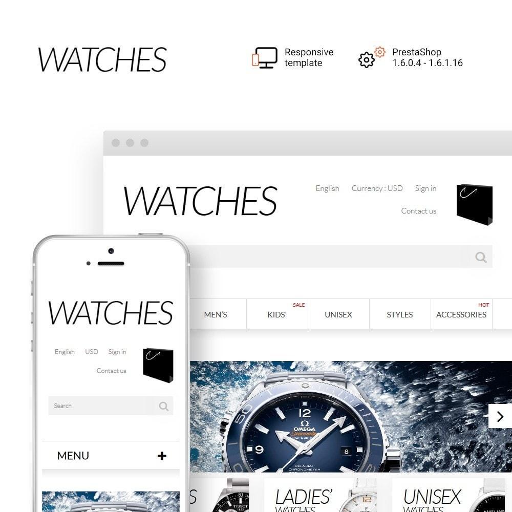 theme - Joalheria & Acessórios - Watches - 1