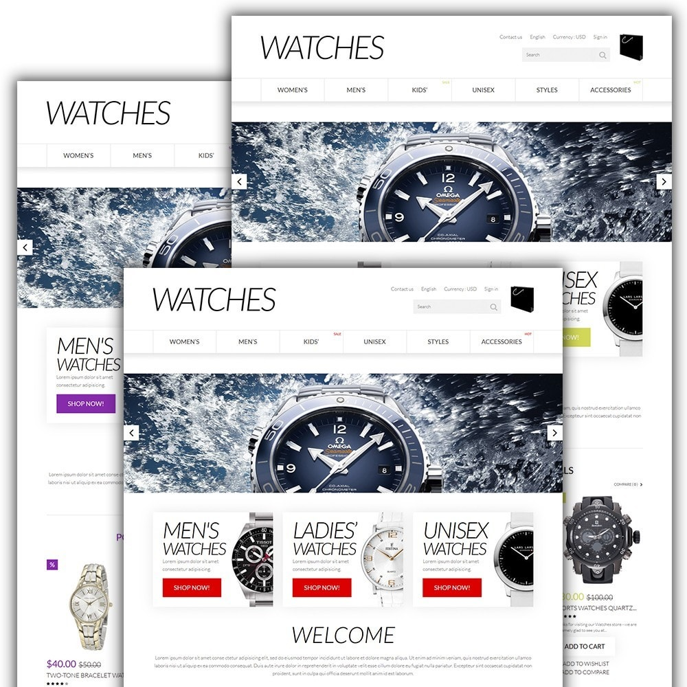 theme - Jewelry & Accessories - Watches - 2