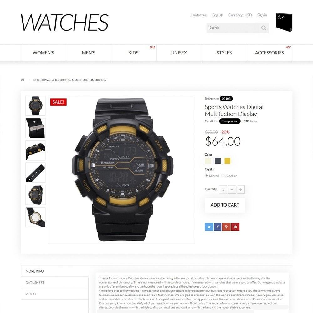 theme - Joalheria & Acessórios - Watches - 3