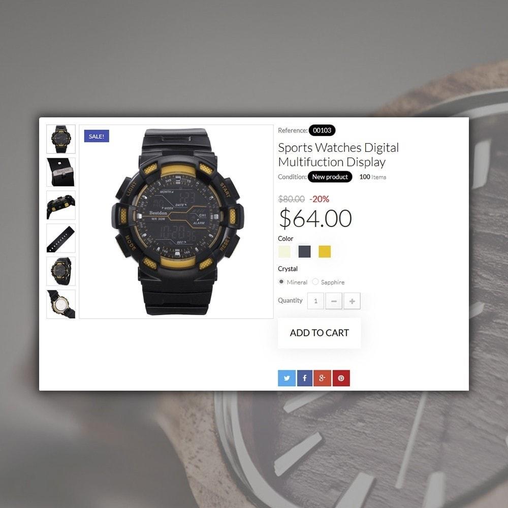 theme - Bijoux & Accessoires - Watches - 4