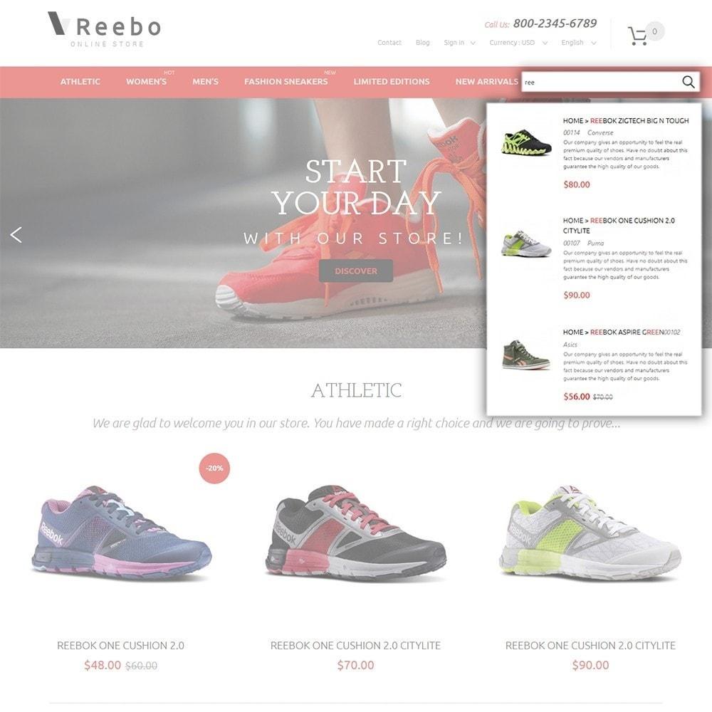 theme - Fashion & Shoes - Reebo - Shoe Store - 6
