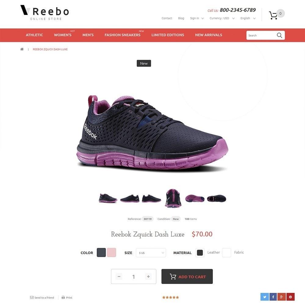 theme - Moda y Calzado - Reebo - Shoe Store - 3