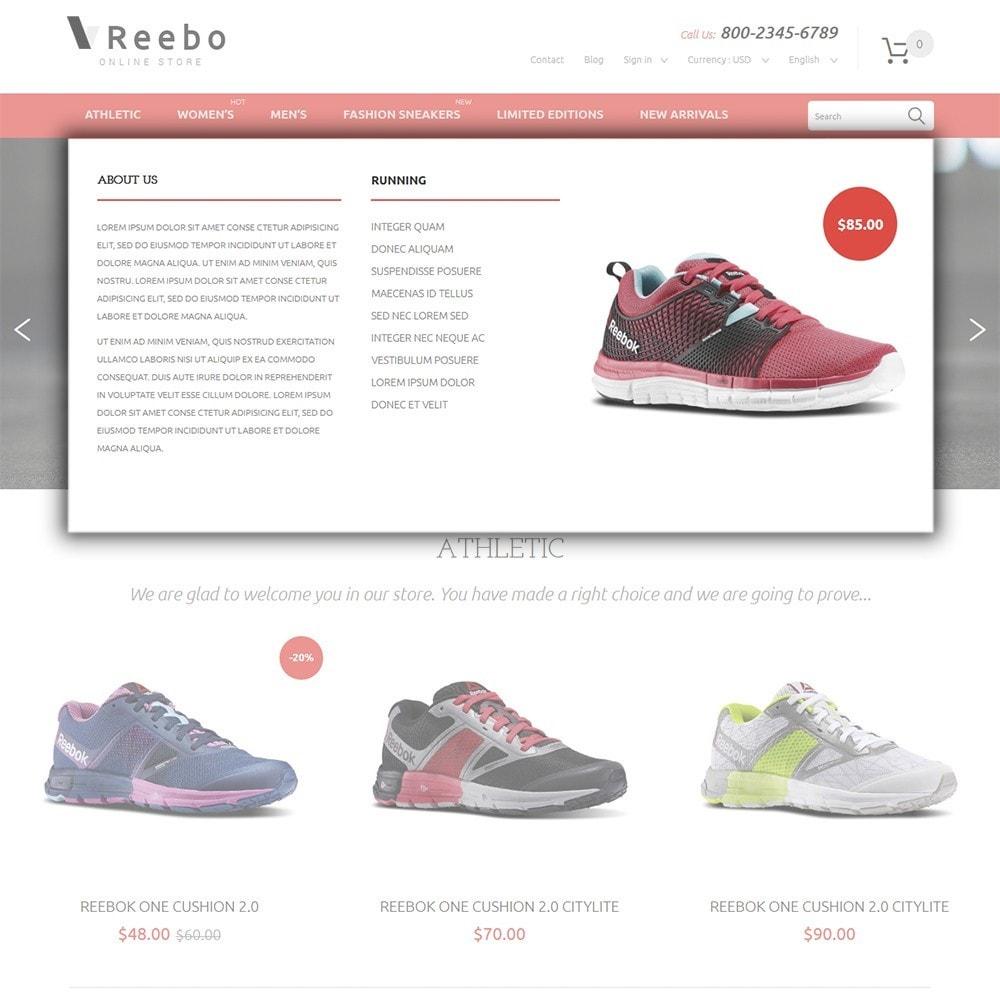 theme - Moda y Calzado - Reebo - Shoe Store - 5