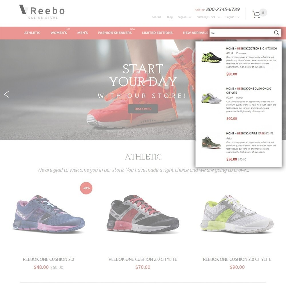 theme - Moda y Calzado - Reebo - Shoe Store - 6