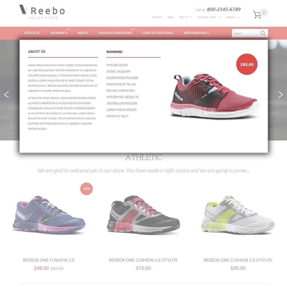theme - Moda & Calzature - Reebo - Shoe Store - 5