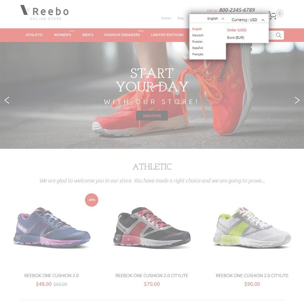 theme - Moda & Calzature - Reebo - Shoe Store - 7