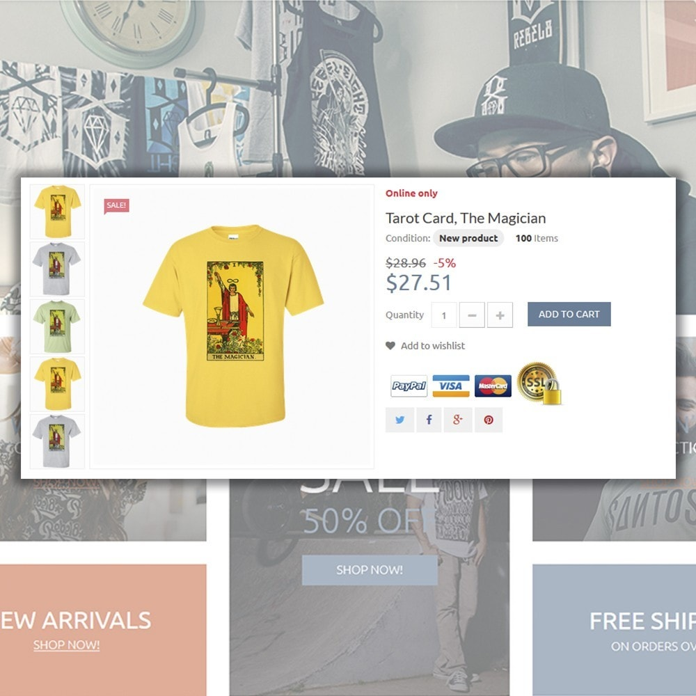 theme - Moda y Calzado - T-Shirts - 5