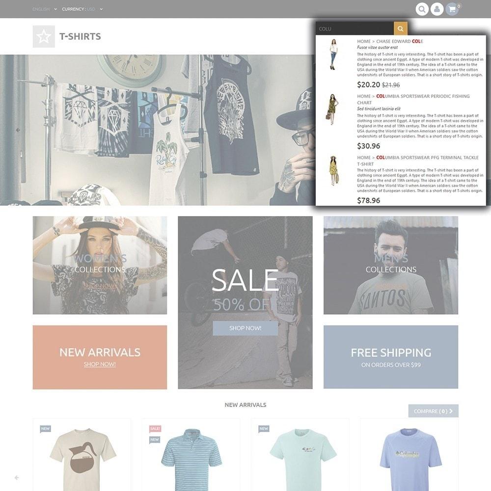 theme - Moda & Calzature - T-Shirts - 6