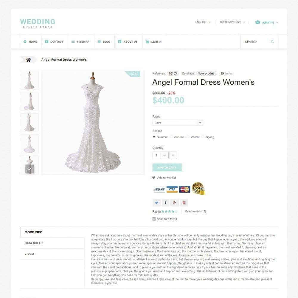 theme - Moda y Calzado - Wedding - 3
