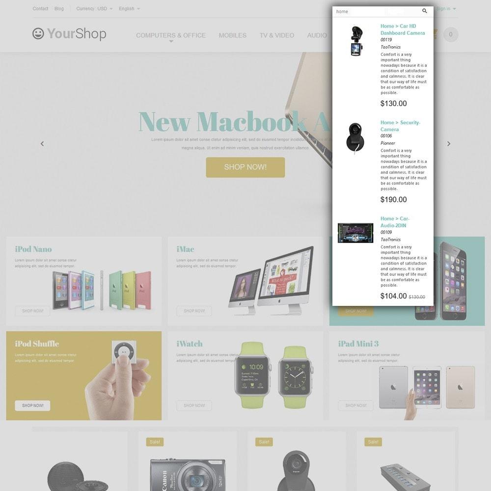 theme - Электроника и компьютеры - YourShop - Electronics Store - 6
