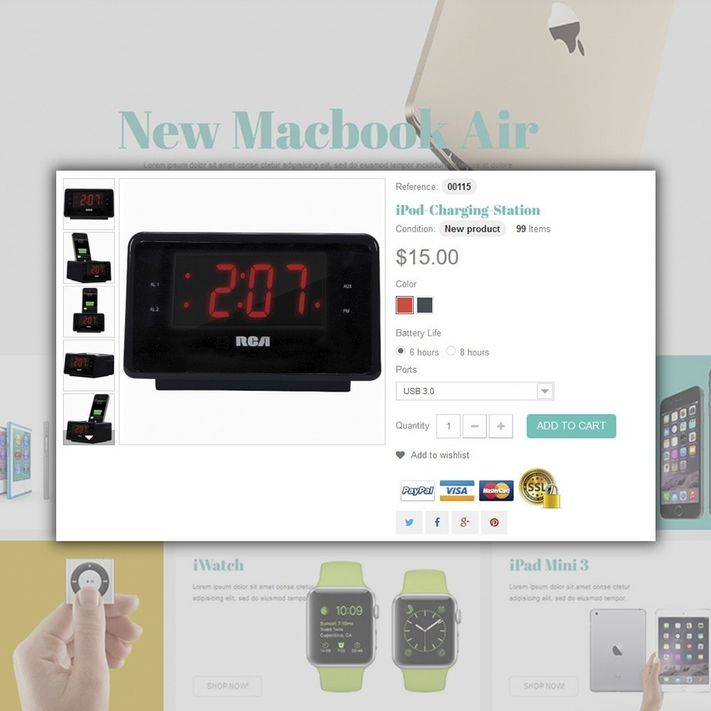 theme - Elettronica & High Tech - YourShop - Electronics Store - 4