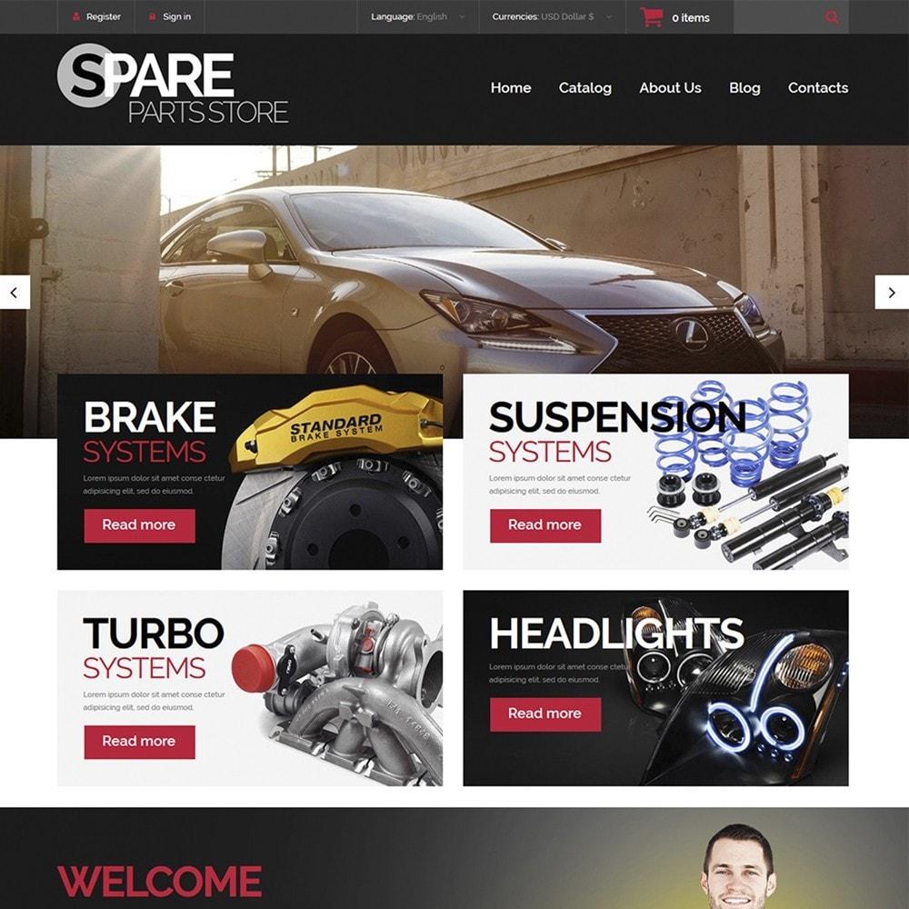 theme - Auto's & Motoren - Spare Parts Store - 2