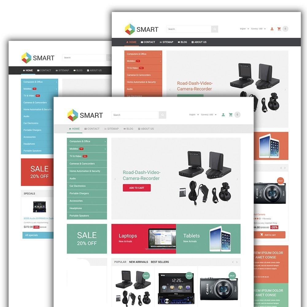 theme - Электроника и компьютеры - Smart Electronics - 2