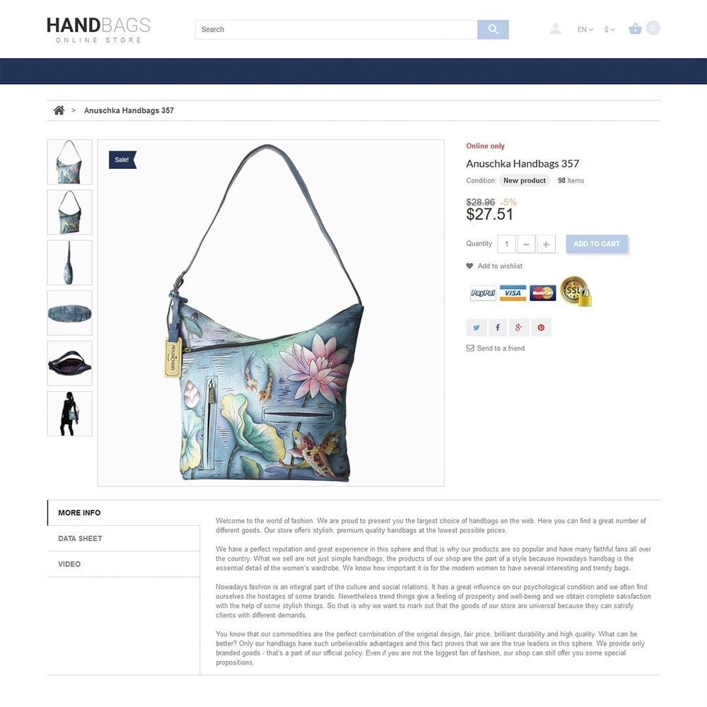 theme - Mode & Schuhe - Handbag - 3