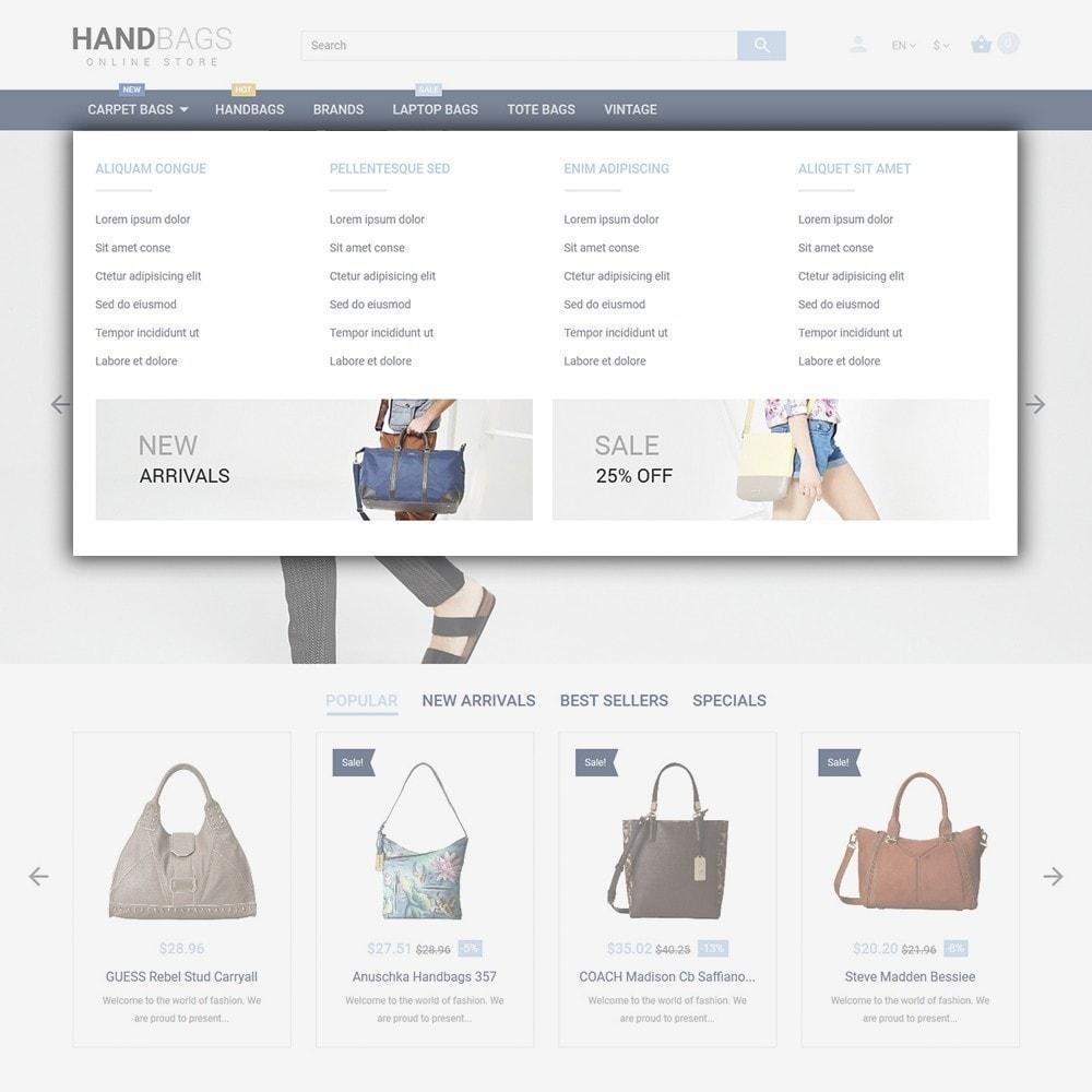 theme - Mode & Schuhe - Handbag - 5