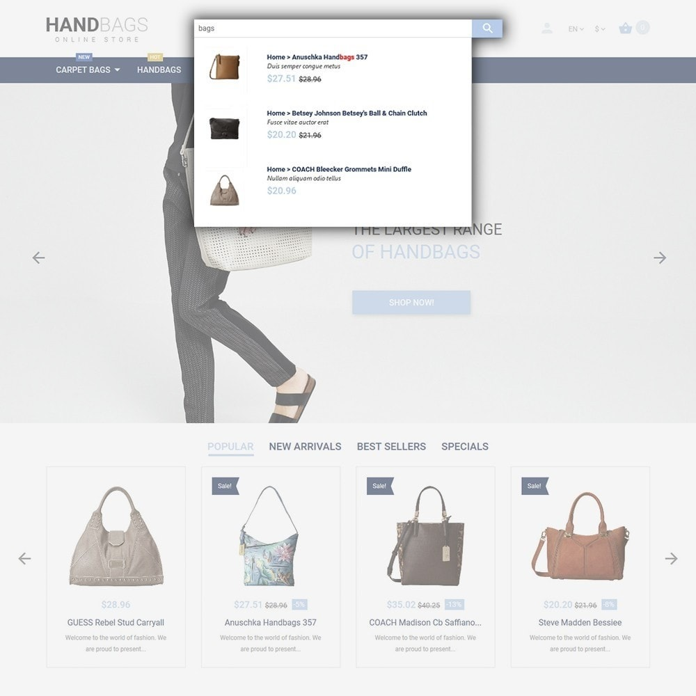 theme - Mode & Schuhe - Handbag - 6