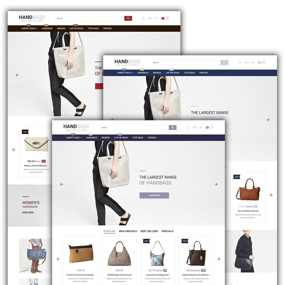 theme - Mode & Chaussures - Handbag - 2