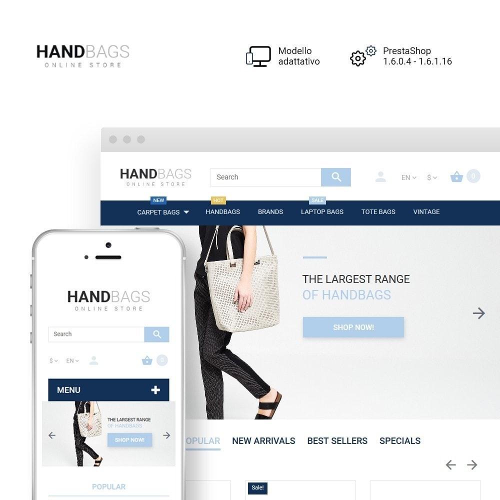 theme - Moda & Calzature - Handbag - 1
