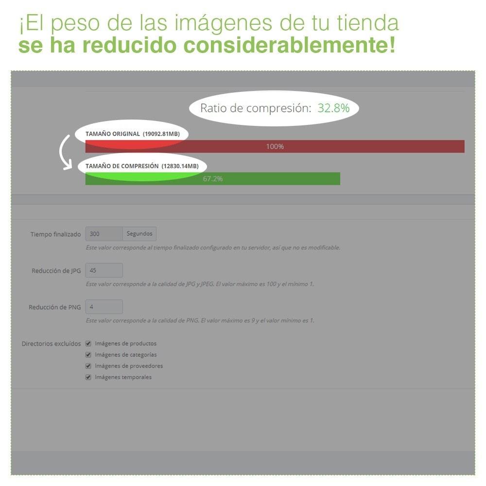 module - SEO (Posicionamiento en buscadores) - Compresor de Imágenes - Maximiza tu velocidad - 5