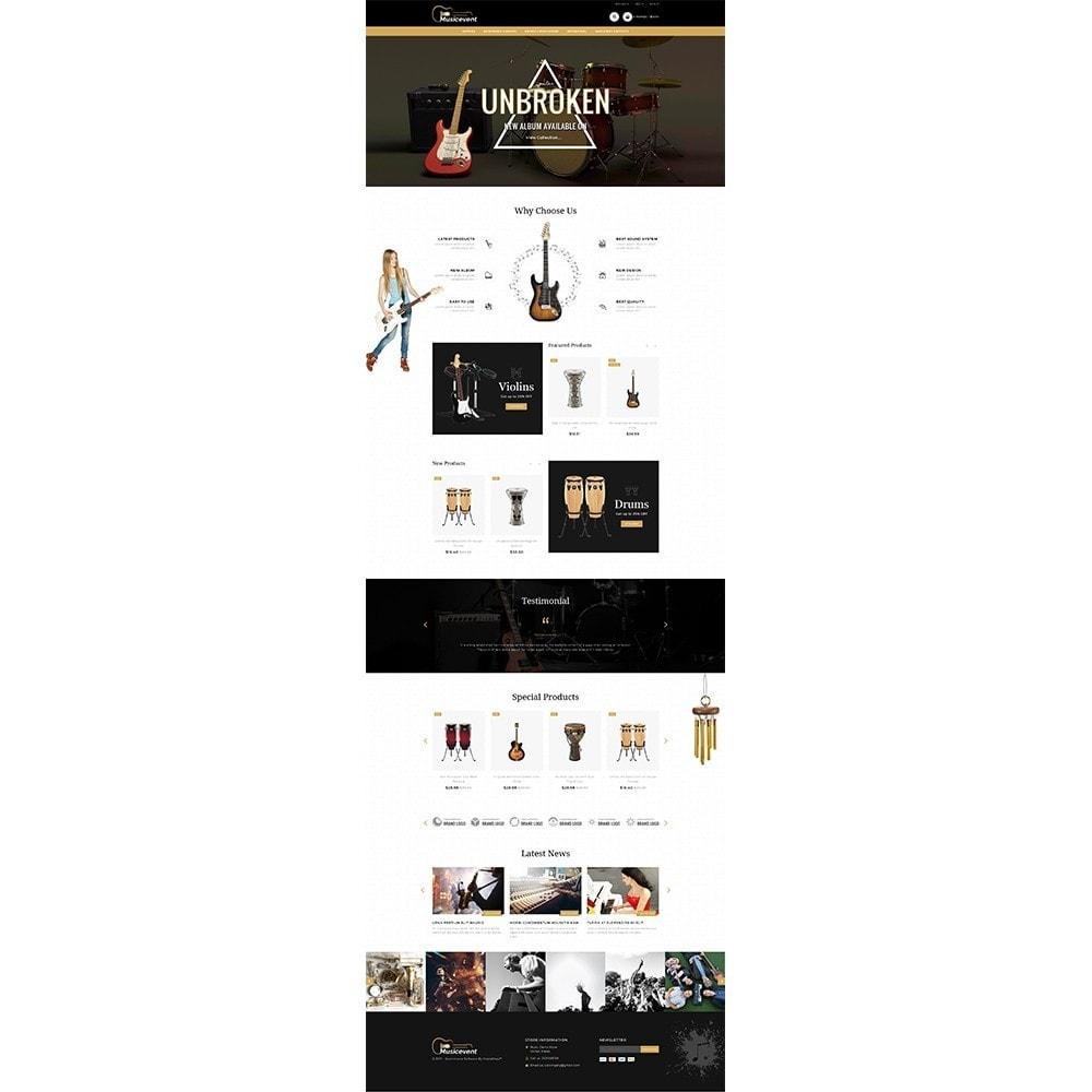 theme - Kultura & Sztuka - Music Store - 2