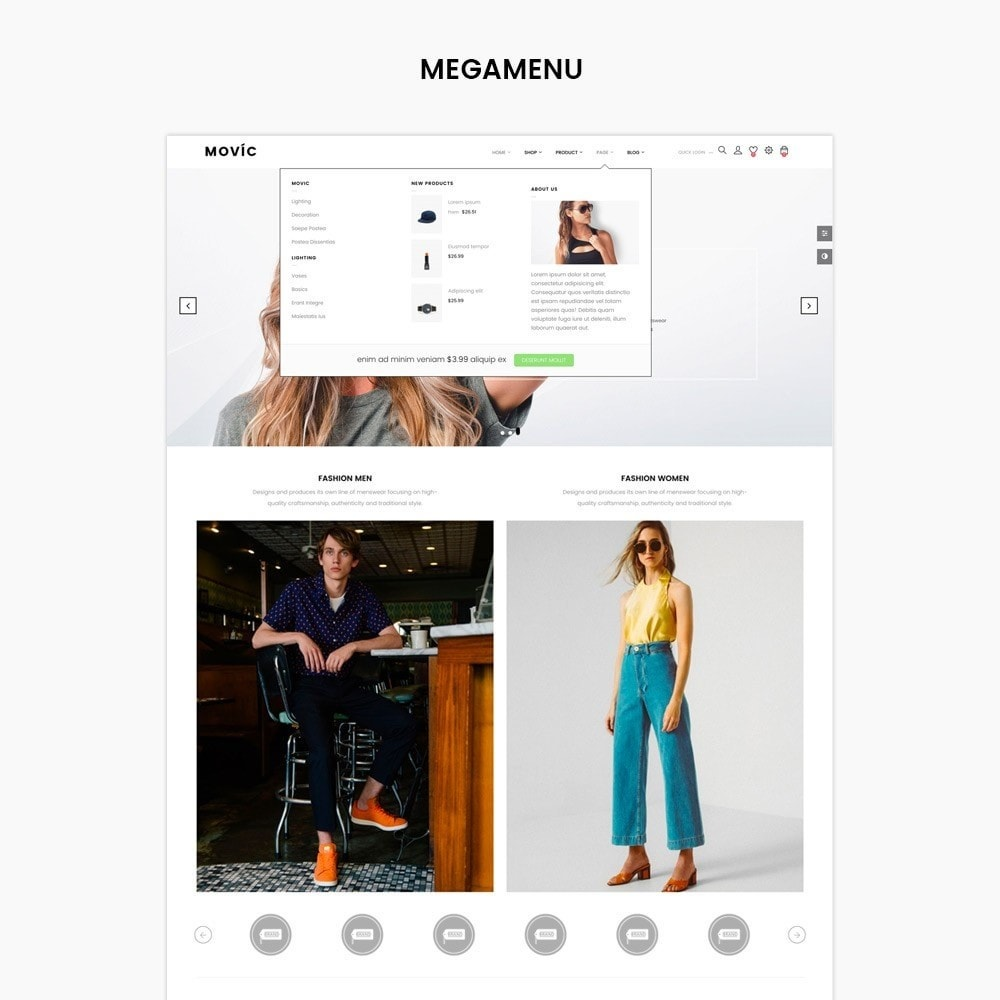 theme - Moda & Calçados - Movic Fashion Store - Prestashop 1.7 - 3