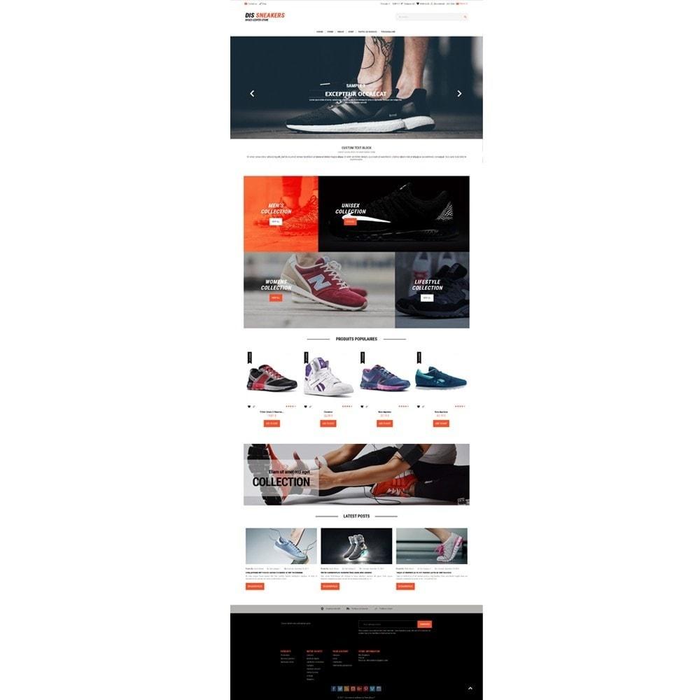 theme - Mode & Schoenen - Thème Dis Sneakers Store - 2