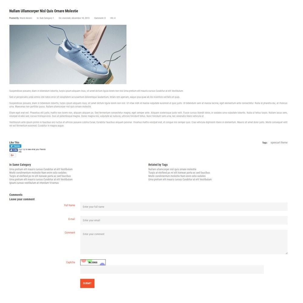 theme - Mode & Schoenen - Thème Dis Sneakers Store - 6