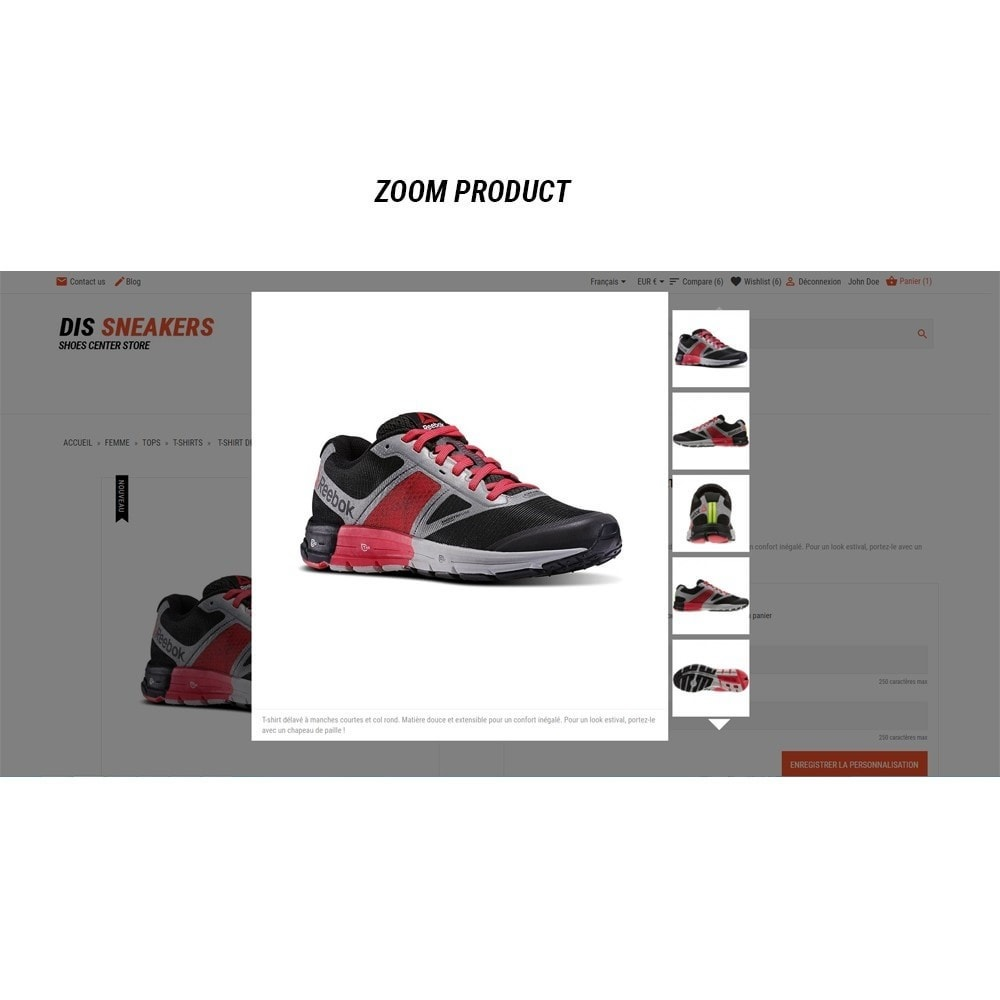theme - Mode & Schoenen - Thème Dis Sneakers Store - 15