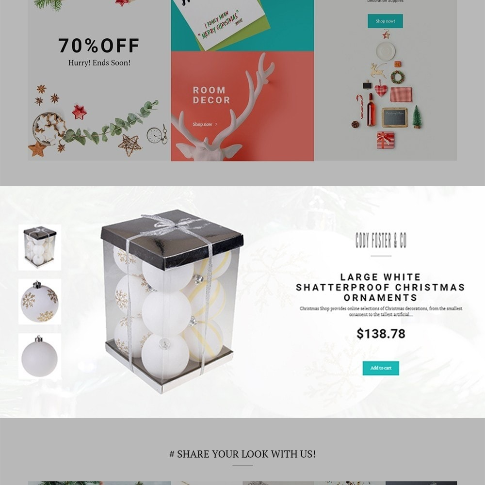 theme - Geschenke, Blumen & Feiern - HolyGift - 2