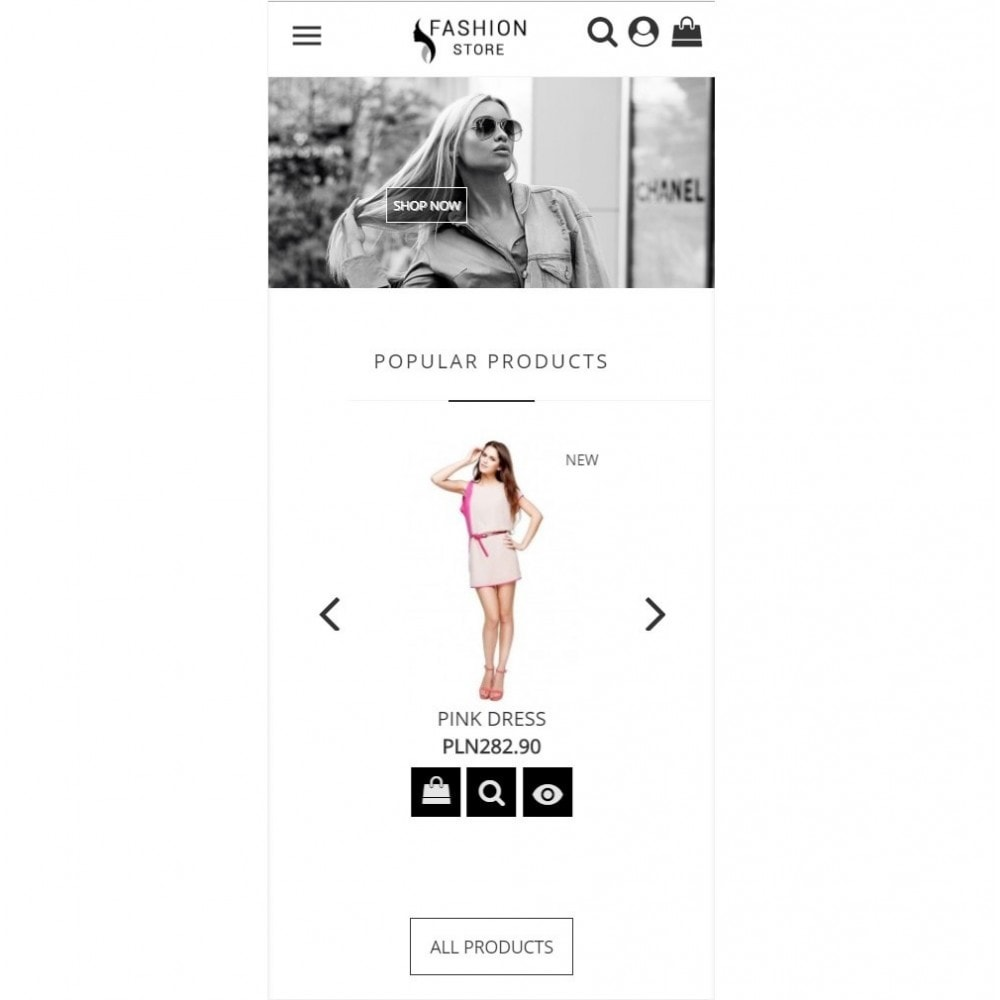 theme - Moda & Obuwie - Fashion Store - 7