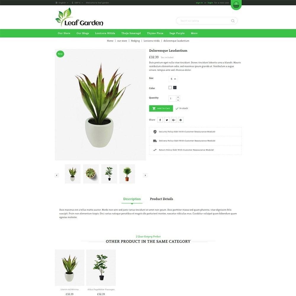 theme - Dom & Ogród - Leaf Garden Store - 6