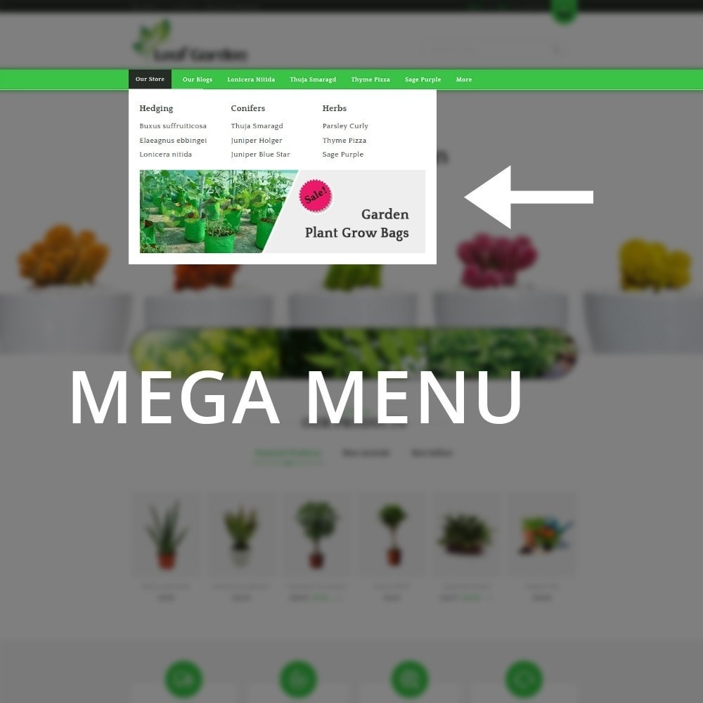 theme - Dom & Ogród - Leaf Garden Store - 9