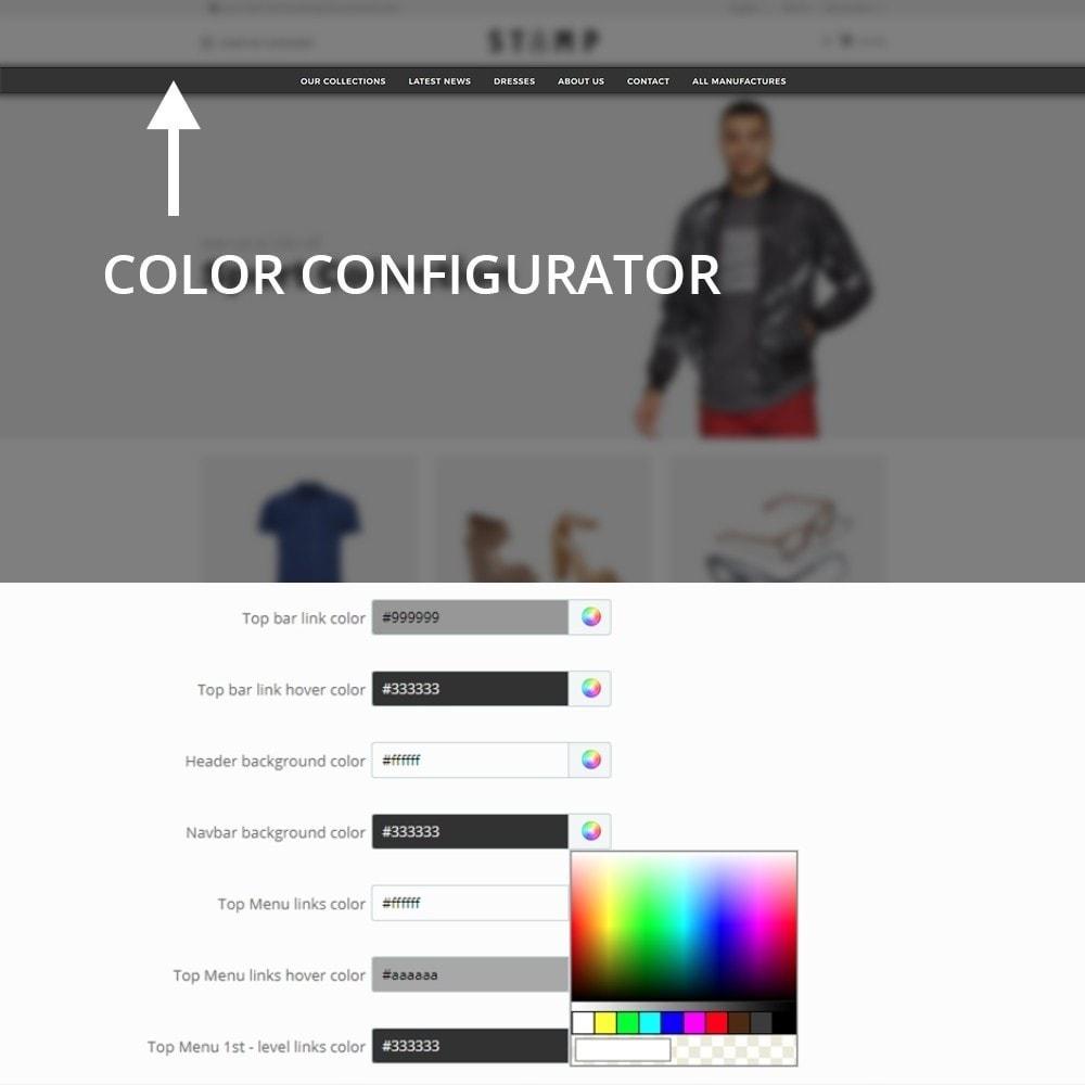 theme - Moda & Calçados - Stamp Fashion Store - 8