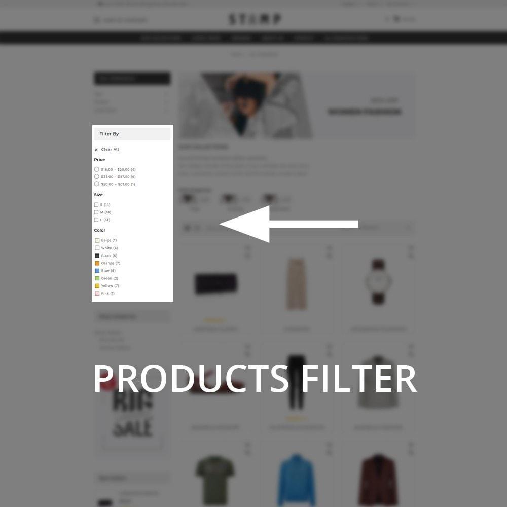 theme - Moda & Calçados - Stamp Fashion Store - 9