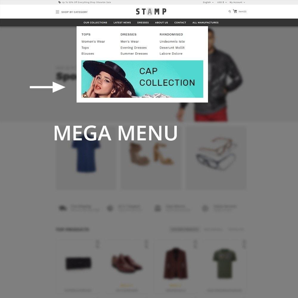 theme - Moda & Calçados - Stamp Fashion Store - 10
