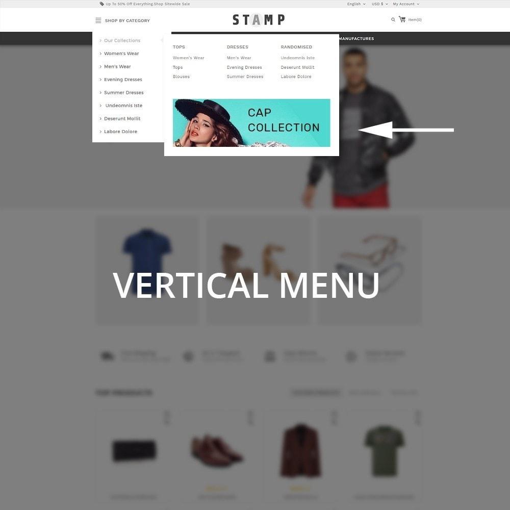theme - Moda & Calçados - Stamp Fashion Store - 11
