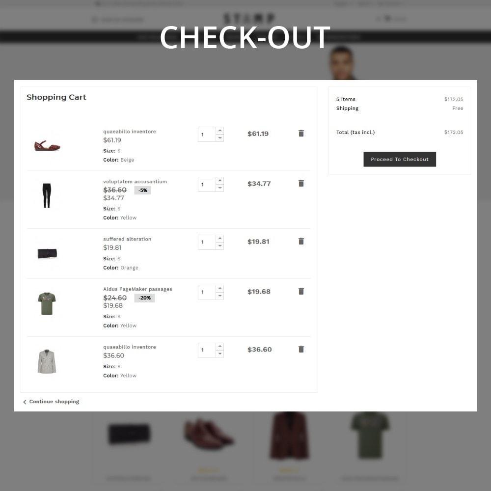 theme - Moda & Calçados - Stamp Fashion Store - 14