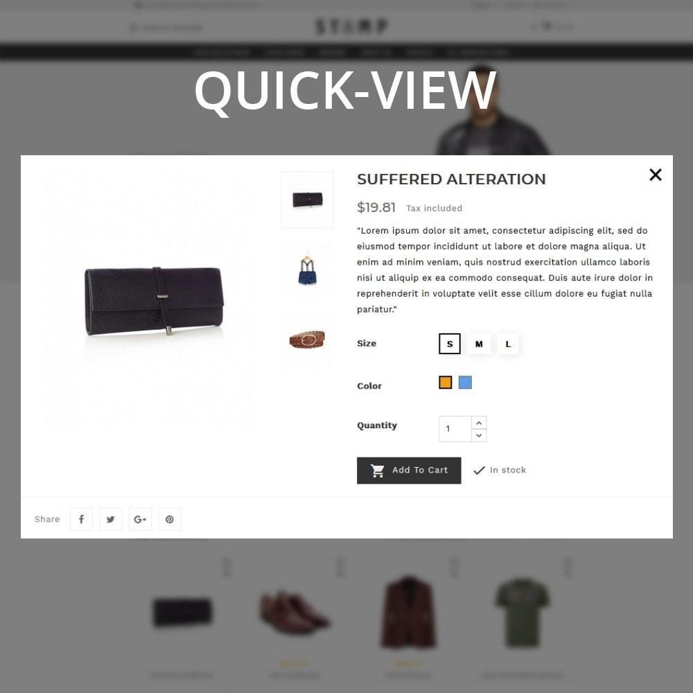 theme - Moda & Calçados - Stamp Fashion Store - 15