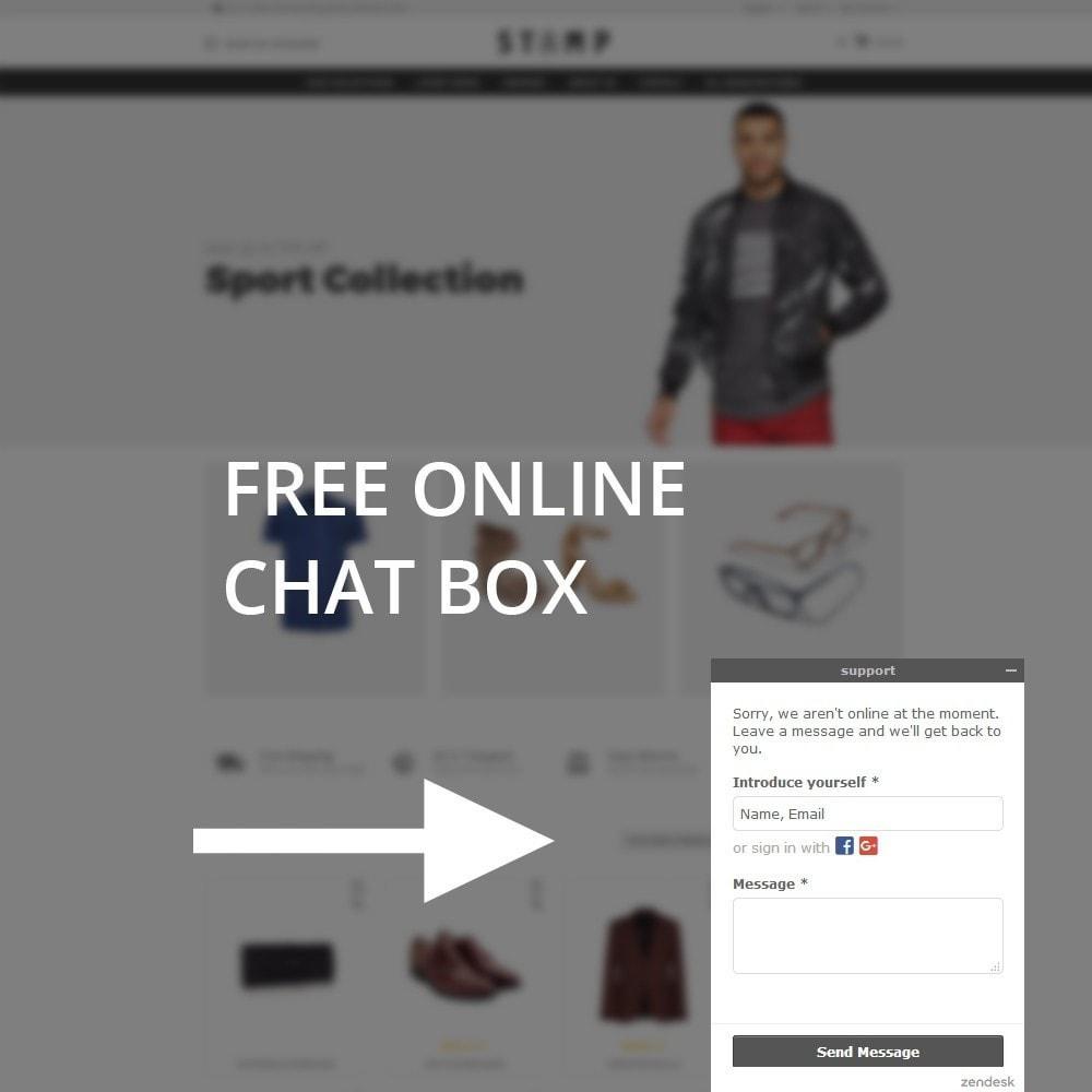 theme - Moda & Calçados - Stamp Fashion Store - 16