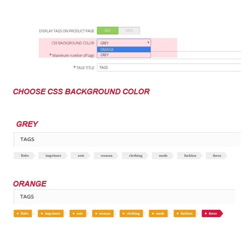 module - Естественная поисковая оптимизация - SEO - Product Tags - 5
