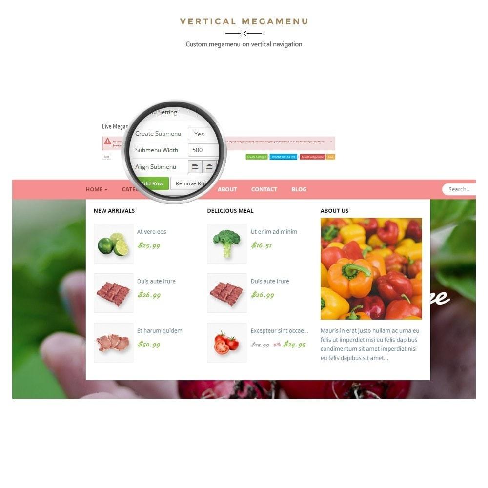 theme - Alimentos & Restaurantes - Leo Fresh Farm - 3