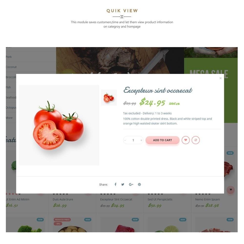 theme - Gastronomía y Restauración - Leo Fresh Farm - 8